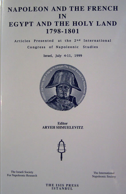 NAPOLEON AND THE FRENCH IN EGYPT AND THE 