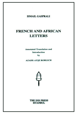 FRENCH AND AFRICAN LETTERS