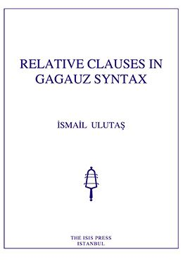 RELATIVE CLAUSES IN GAGAUZ SYNTAX