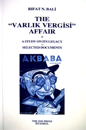 THE VARLIK VERGİSİ AFFAIR: