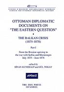 OTTOMAN DIPLOMATIC DOCUMENTS ON