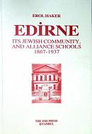 ED�RNE Its Jewish Community, and Alliance schools 1867-1937