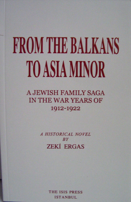 FROM THE BALKANS TO ASIA MINOR. A JEWISH FAMILY 